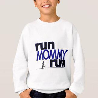 操業お母さんの操業 スウェットシャツ