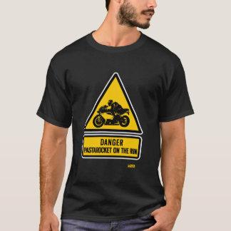 操業の危険Pastarocket Tシャツ