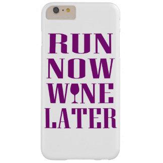 操業は今後でワインを飲みます BARELY THERE iPhone 6 PLUS ケース