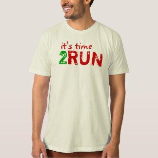 操業へのIT'Stime Tシャツ