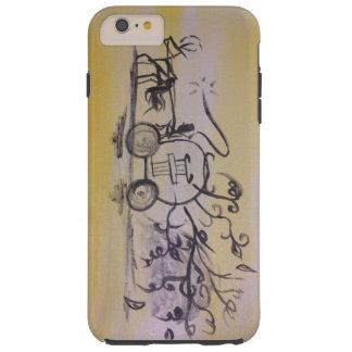操業シンデレラの操業 TOUGH iPhone 6 PLUS ケース