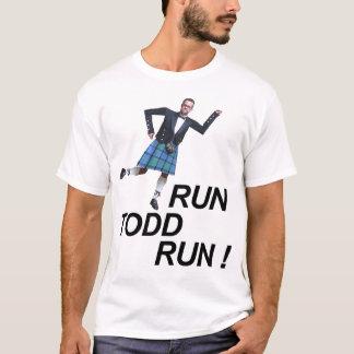 操業タッドの操業 Tシャツ