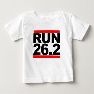 操業マラソンT-Shirts.png ベビーTシャツ