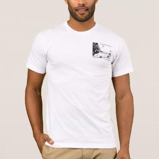 操業懸命 Tシャツ