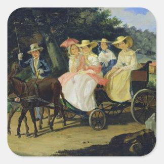 操業1845-46年 スクエアシール