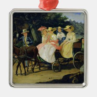 操業1845-46年 メタルオーナメント