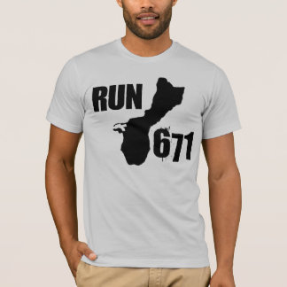 操業671大きいロゴ Tシャツ