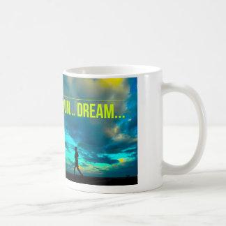 操業… 夢… コーヒーマグカップ