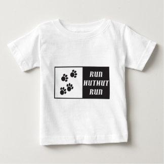 操業HutHutの操業2 ベビーTシャツ