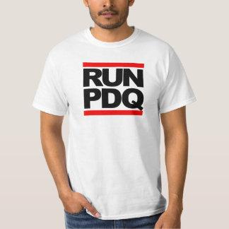 操業PDQ Tシャツ