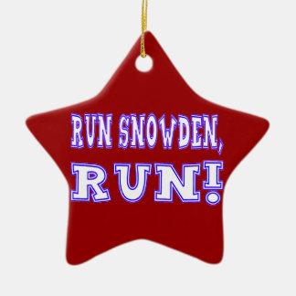 操業Snowden セラミックオーナメント