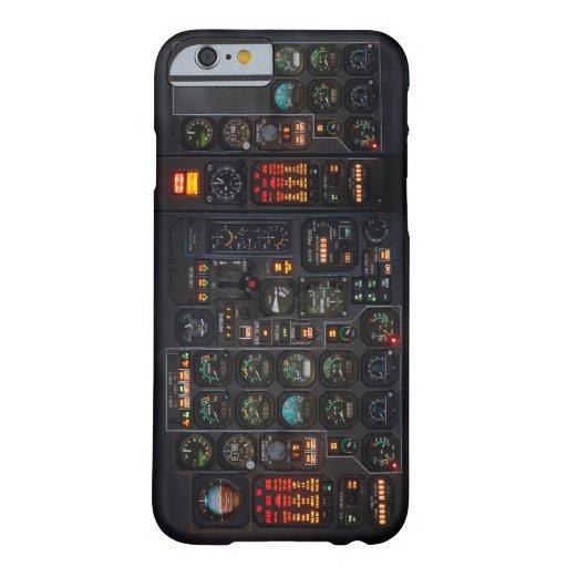 操縦室 スリム iPhone 6 ケース