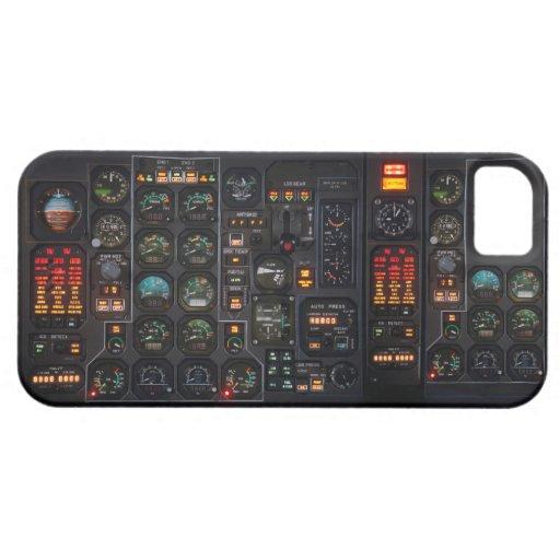 操縦室 Case-Mate iPhone 5 ケース