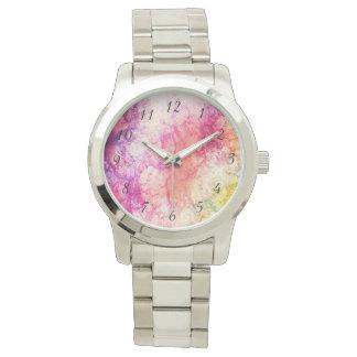 擦り切れたな星雲の腕時計 腕時計