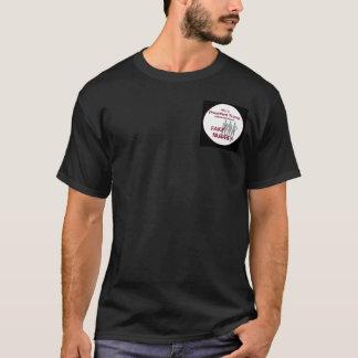 擬似裸体のニュース Tシャツ
