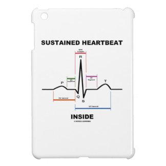 支えられた心拍の内部(ECG/EKG) iPad MINIケース