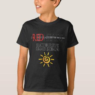 支柱あなた自身はティーをからかいます Tシャツ