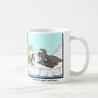 支柱 コーヒーマグカップ