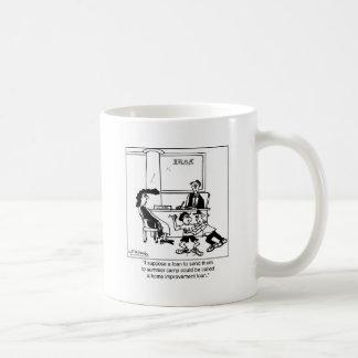 改築の貸付け金としてサマーキャンプ コーヒーマグカップ