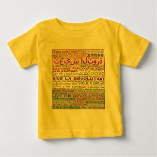 改革(Deleriyes著) ベビーTシャツ