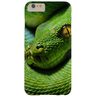 攻撃するために待っている恐い木の大蛇 BARELY THERE iPhone 6 PLUS ケース