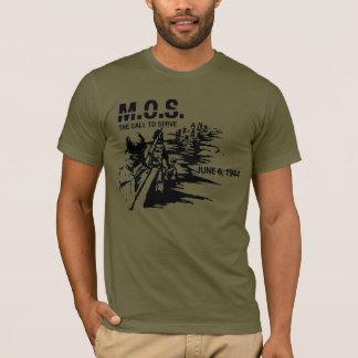 攻撃開始日6月6日1944.日 Tシャツ