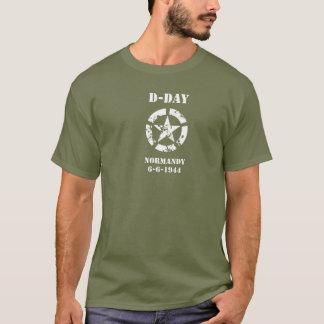 攻撃開始日 Tシャツ