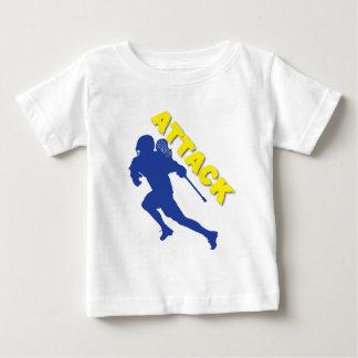 攻撃 ベビーTシャツ