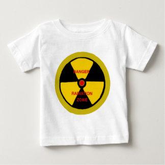 放射の地帯 ベビーTシャツ
