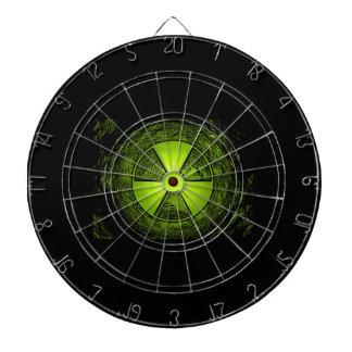 放射の投げ矢 ダーツボード