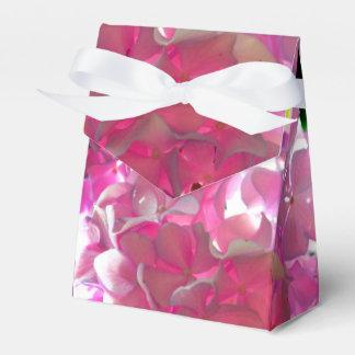 放射ピンクのアジサイ フェイバーボックス