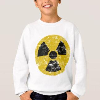 放射性ヴィンテージ スウェットシャツ