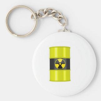 放射性廃棄物 キーホルダー