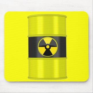 放射性廃棄物 マウスパッド