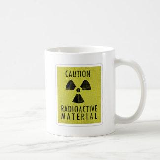 「放射性物質 コーヒーマグカップ