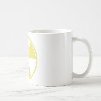 放射性 コーヒーマグカップ