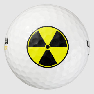 放射性 ゴルフボール