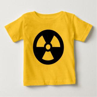 放射性 ベビーTシャツ