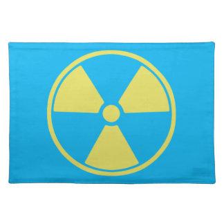 放射性 ランチョンマット