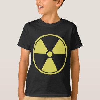 放射性 Tシャツ