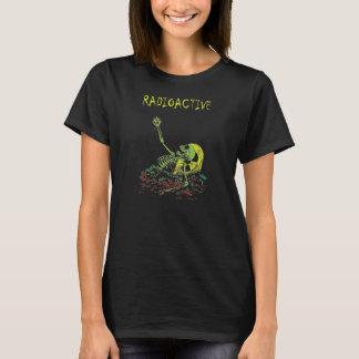放射性T Tシャツ