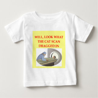 放射線学の冗談 ベビーTシャツ