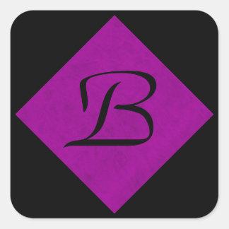 放射蘭の紫色のビロードのカスタムな家のカジノ スクエアシール