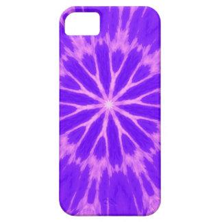 放射蘭は万華鏡のように千変万化するパターンタイ死にました iPhone SE/5/5s ケース