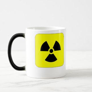 放射 マジックマグカップ