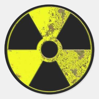 放射 ラウンドシール