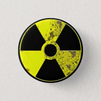 放射 3.2CM 丸型バッジ