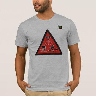 放射 Tシャツ