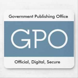 政府の出版のオフィスのマウスパッド マウスパッド