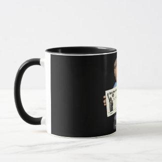 政府の点検 マグカップ